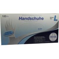 PARAM Einmal Handschuhe Vinyl puderfrei L