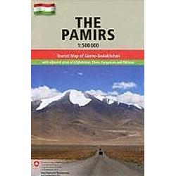 The Pamirs / Pamir 1 : 500 000 - Buch