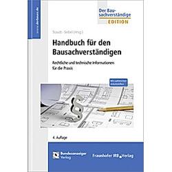 Handbuch für den Bausachverständigen - Buch