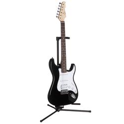 E-Gitarre E-Gitarre ST 6 schwarz