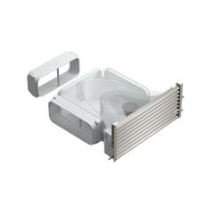 GREENflow Filterbox, grau