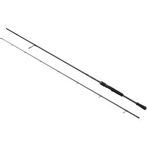 Dam YAGI Light Jig (schwarz/Silber) - 26 g 2,40 m