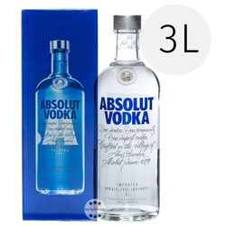 Absolut Vodka 3L