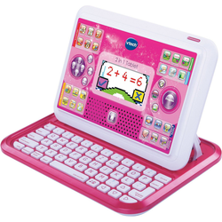 Vtech® Lerntablet 2-in-1 Tablet & Laptop, pink rosa
