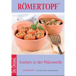 RÖMERTOPF Kochbuch KOCHEN IN DER MIKROWELLE