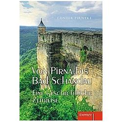 Von Pirna bis Bad Schandau. Gunter Pirntke  - Buch