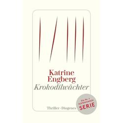 Krokodilwächter als Buch von Katrine Engberg