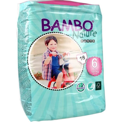 BAMBO NATURE TRAININGS PANTS XL 18+kg