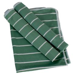 Bambustuch Reinigungstuch Fenstertuch Putzlappen Bambus-Reinigungstücher 3 Tücher