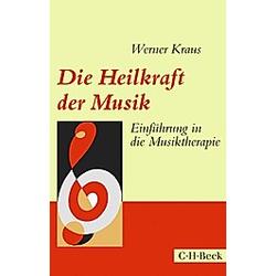Die Heilkraft der Musik - Buch