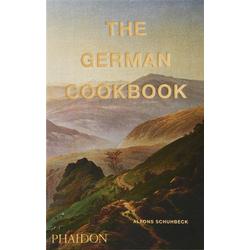The German Cookbook als Buch von Alfons Schuhbeck
