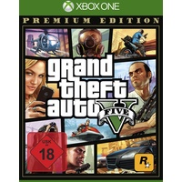 GTA V - Grand Theft Auto V Premium Edition Xbox One