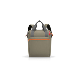 REISENTHEL® Cityrucksack, reisenthel Rucksack Backpack Tornister Tasche Ranzen allrounder R grün