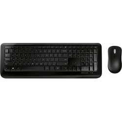 Microsoft Tastatur- und Maus-Set Wireless Desktop 850
