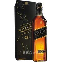 Johnnie Walker Black Label 40% Vol. 0,7 l Geschenkverpackung