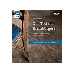 Der Tod des Kleinbürgers  1 Audio-CD  MP3 - Hörbuch