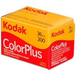 Kodak Color plus 200 135/36