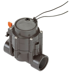 GARDENA Bewässerungsventil 01278-20, selbstreinigender Feinfilter, 24V, 1