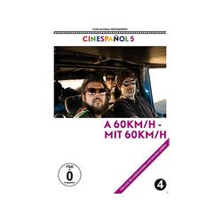 Cinespañol 5 - A 60 km/h Mit DVD