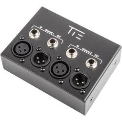 Tie Studio THM-2 Dual Isolation Box Feedback Eliminator