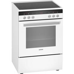 Siemens iQ300 HK9R3A220 Elektroherd freistehend weiß