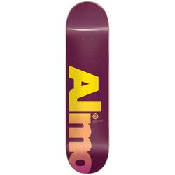 Board ALMOST - Fall Off Logo Hyb Magenta (MAGENTA)