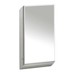 Spiegel mit Stahlrahmen Facettenschliff