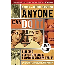 Anyone Can Do It. Bobby Hashemi  Sahar Hashemi  - Buch