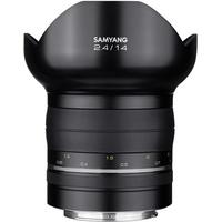 Samyang XP 14mm F2,4 Nikon F