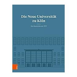 Die Neue Universität zu Köln - Buch