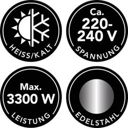 Maxxmee 04974 Waschtischarmatur