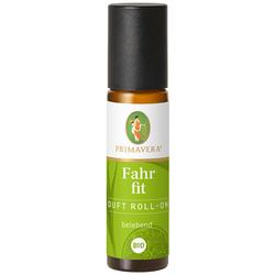 PRIMAVERA Fahr fit Duft Roll-On Bio 10 ml