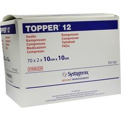 TOPPER 12 STER 10X10CM