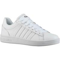 K-Swiss Court Winston white/white/silver 40