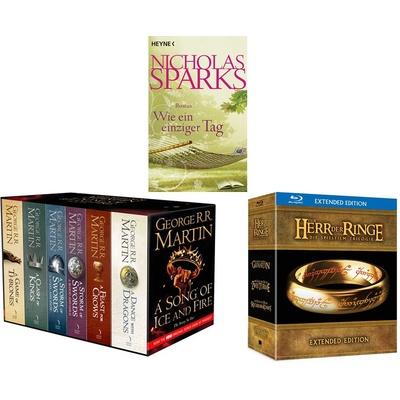 Filme, Serien & Bücher