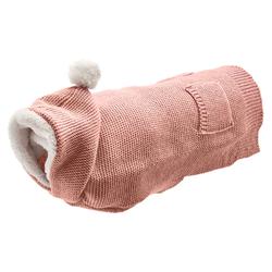 Hunter Hundepullover Rögla rosa, Größe: 50 cm