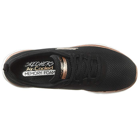 SKECHERS Flex Appeal 3.0 - First Insight black/rose gold 36