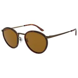 Giorgio Armani Sonnenbrille AR 101M braun
