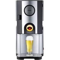 Trisa Bierzapfanlage Beer Cooler Silber, Schwarz