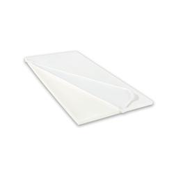 Matratzen Concord Topper Concord Aircell® Schaum 100x200 cm 4 cm hoch