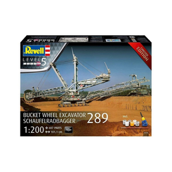 Revell® Konstruktions-Spielset Revell 05685 - Modellbausatz, Schaufelradbagger 289, 101 cm