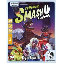 Smash Up Big in Japan (Kartenspiel)