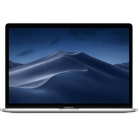 "Apple MacBook Pro Retina (2019) 15,4"" i9 2,4GHz 32GB RAM 4TB SSD Radeon Pro 560X Silber"