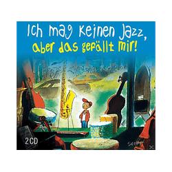 VARIOUS - Ich Mag Keinen Jazz, Aber Das Gefällt Mir! (2 Cd Box) (CD)