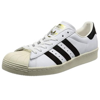 adidas Superstar 80s white-black/ white, 42