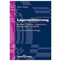 Lageroptimierung. Rainer Weber  - Buch