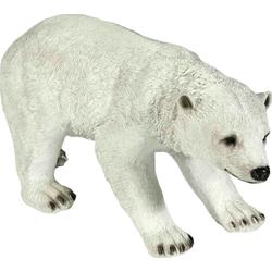 Tierfigur »Eisbär«, Dekofiguren, 53504754-0 weiß weiß