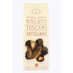 Biscotti Deseo Cantuccini mit kandierten Orangen 250g