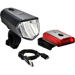 Büchel Fahrradbeleuchtung Sky Valley + 3D Lite