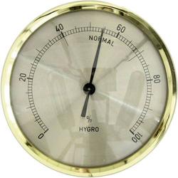 TFA Dostmann 44.1011 Hygrometer Messing